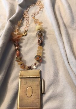 Intention Keeper necklace