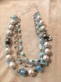 Moons and Tides necklace
